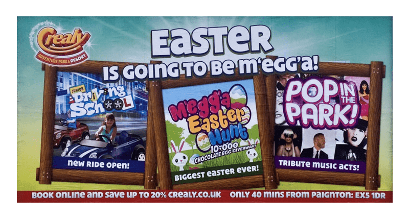 billboard adverts for events