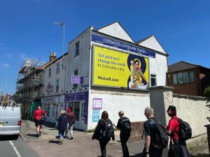 Does outdoor advertising in the UK work