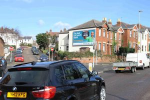 audiences reached with outdoor advertising