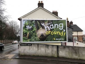 building trust through traditional outdoor advertising